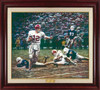 """Run In the Mud"" - Canvas Editions - Alabama Football vs. Auburn 1967 (Ken Stabler)"