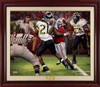 """""""The Catch"""" - Canvas Editions - Alabama Football vs. Southern Mississippi 2005 (Tyrone Prothro)"""