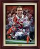 """Sweet Sixteen"" - Canvas Editions - Alabama Football 2015 National Champions"