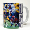 """Reigning Tigers"" 11oz Beverage Mug (LSU Football)"
