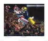 """""""Glory in South Bend"""" - Limited Edition Prints - Georgia Football vs. Notre Dame 2017"""