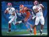 """Sweet Revenge"" - Limited Edition Canvases - Alabama vs. Clemson - CFP Semi-Finals - 2018 Sugar Bowl"