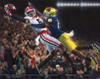 """""""Glory in South Bend"""" - Limited Edition Canvases - Georgia Football vs. Notre Dame 2017"""
