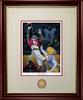 """Heisman Heights"" - Collegiate Classic 8x10 Print - Alabama Football vs. LSU"