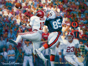 """Iron Bowl 1981"" - Alabama Football vs. Auburn"
