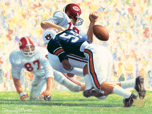 Iron Bowl 1969 by Daniel A. Moore