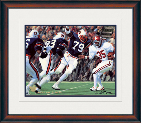 """Iron Bowl 1983"" - Auburn Football vs. Alabama"