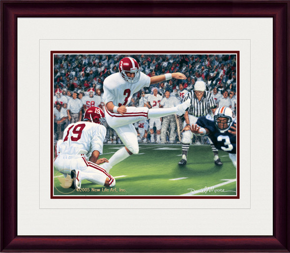 """Iron Bowl 1985"" - Alabama Football vs. Auburn"