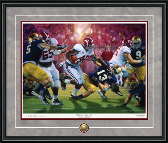 """Crimson Dynasty"" - Print Editions - Alabama Football 2012 National Champions"