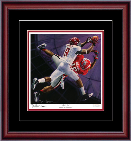 """High Tide"" - Collegiate Classic 9x9 - Alabama Football 2012 SEC Champions"