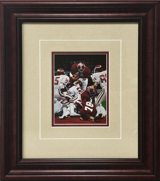 """""""Top of the Line"""" - Framed Mini-Series print - Alabama Football 1979 National Champions"""