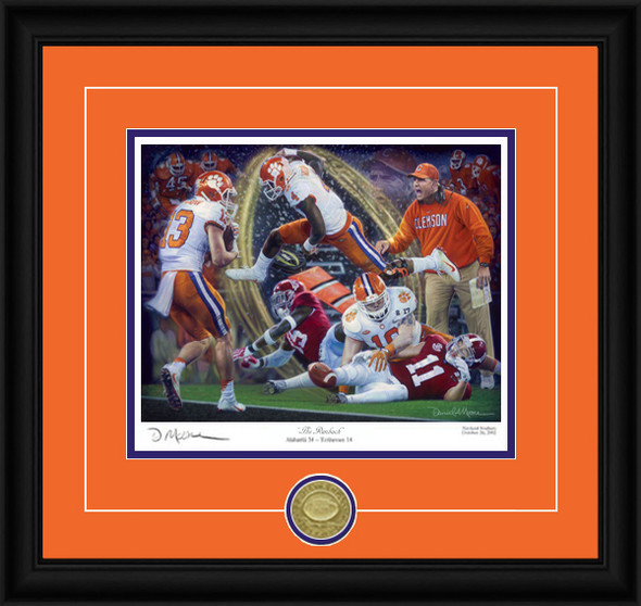 """Legends & Champions"" - Collegiate Classic - Clemson Football 2016 National Champions"