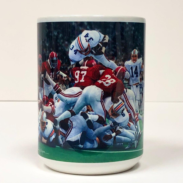 Sports Art Beverage Mugs (15 oz.)