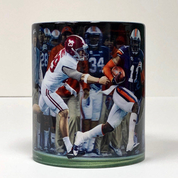Auburn Football Beverage Mugs (11 oz.) [Set of 4]