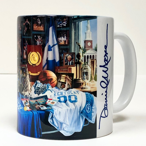 """Restoring the Legacy"" 11oz Beverage Mug (Kentucky Basketball)"