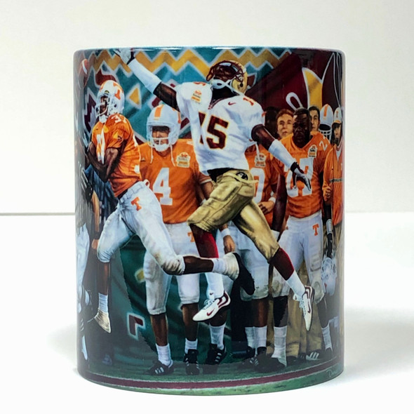 """The Catch"" 11oz Beverage Mug (Tennessee Football)"