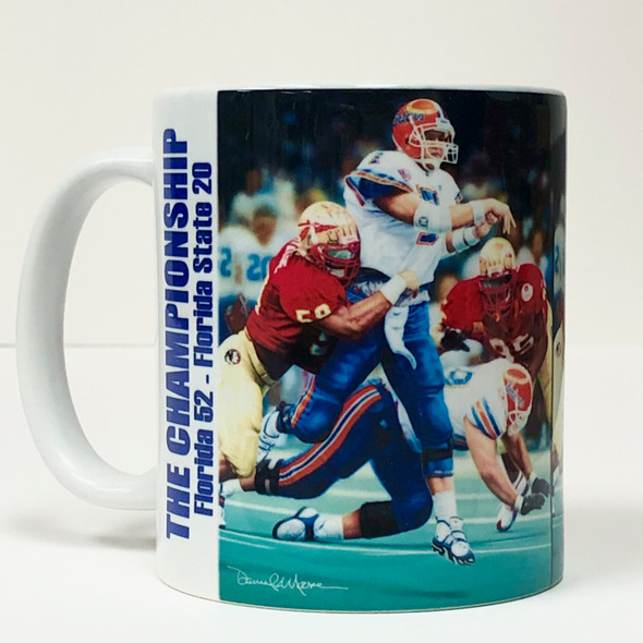 """The Championship"" 11oz Beverage Mug (Florida Football)"