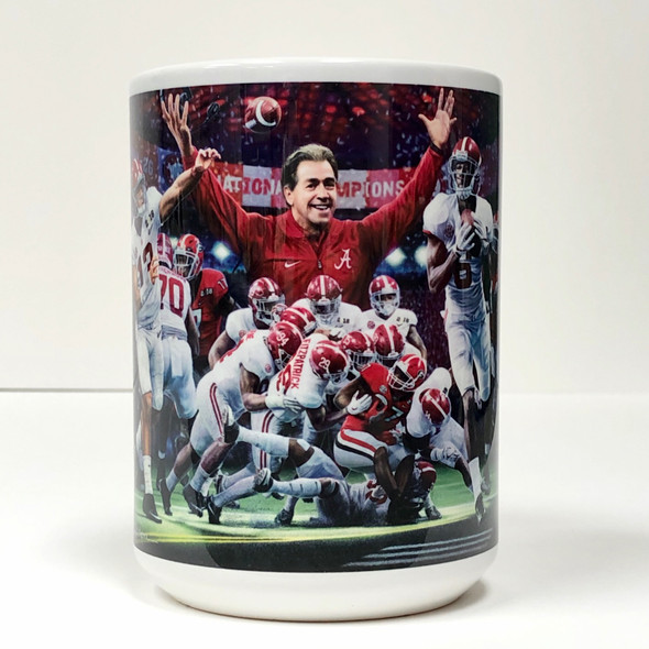 """Second & Twenty-Six"" Beverage Mug (Alabama Football)"