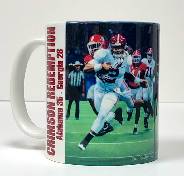 Iron Bowl Beverage Mugs (Alabama)