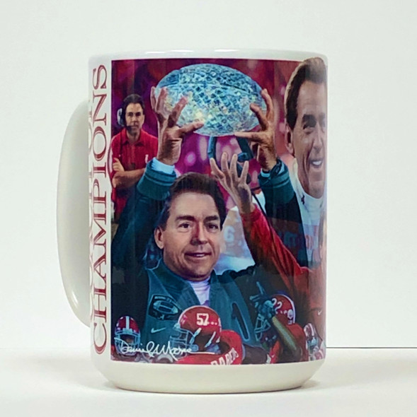"""Coach of Champions"" - 2020 Limited Edition 15 oz. Mug - Fourth in Series"