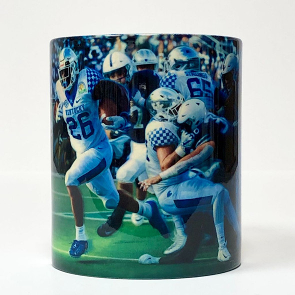 """The Breakthrough"" 11oz Beverage Mug (Kentucky Football)"