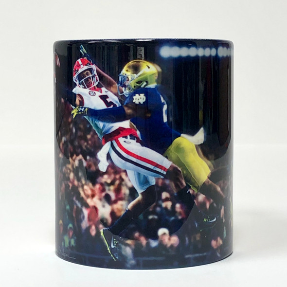 """Glory in South Bend"" 11oz Beverage Mug (Georgia Football)"