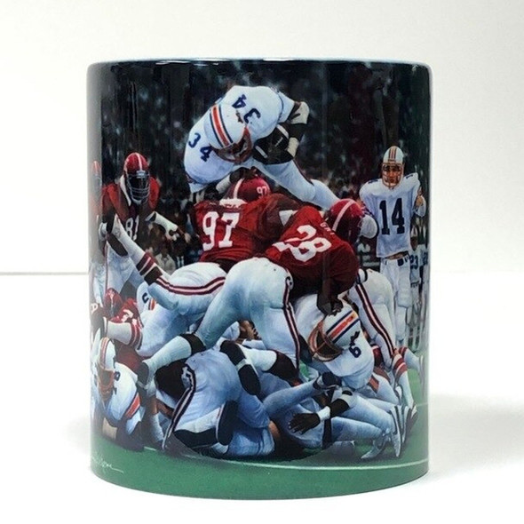 Iron Bowl Beverage Mugs (Auburn)
