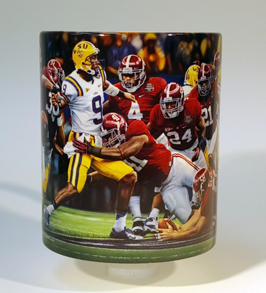 """The Shutout"" 11oz Beverage Mug - Alabama Football"