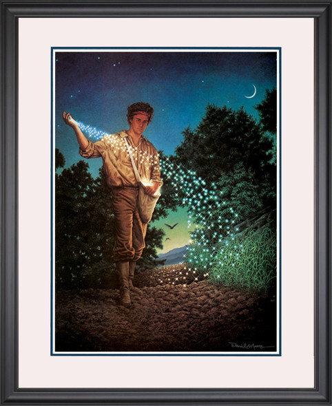 """The Sower"" (Psalms 97:11) - Print Editions"