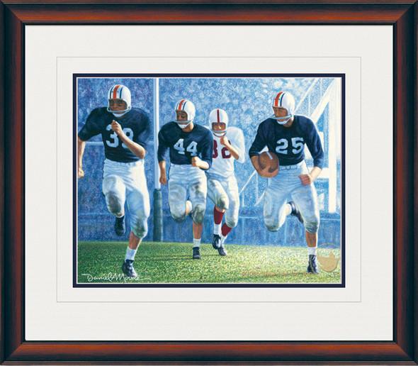 """Iron Bowl 1957"" - Auburn Football vs. Alabama"