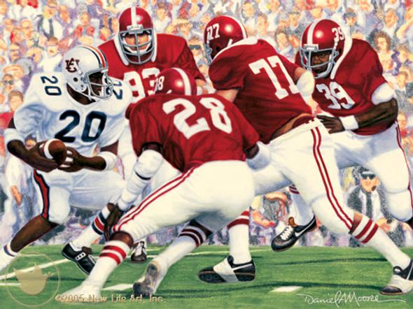 """Iron Bowl 1978"" - Alabama Football vs. Auburn"