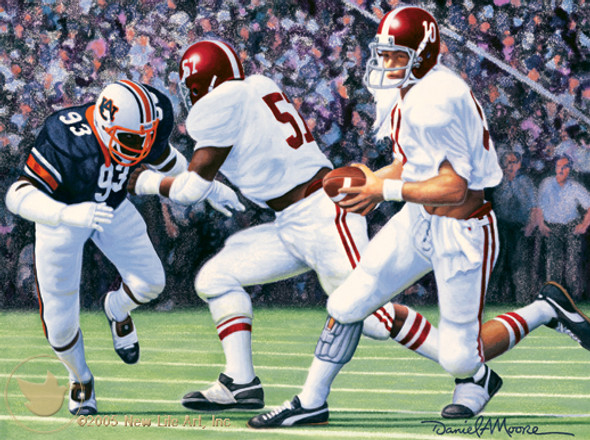 """Iron Bowl 1979"" - Alabama Football vs. Auburn"