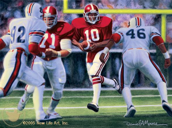 """Iron Bowl 1980"" - Alabama Football vs. Auburn"
