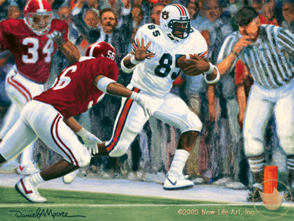 Iron Bowl 1986 by Daniel A. Moore