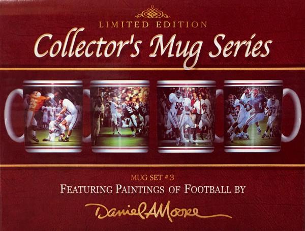 Alabama Football Collector's Mug Set #3