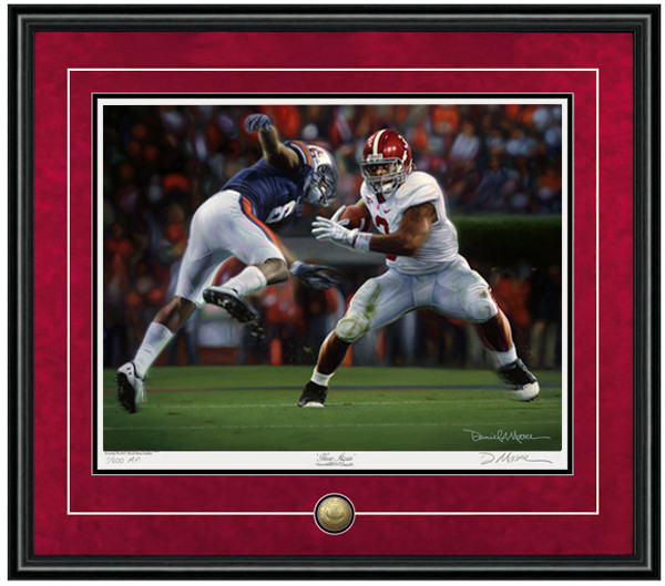 """Never Again"" - Print Editions - Alabama Football vs. Auburn 2011 (Trent Richardson)"