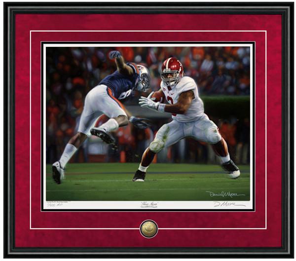 """Never Again"" - Print Editions - Alabama Football vs. Auburn 2011 (Trent Richardson)"