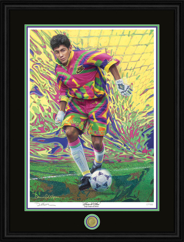 """""""Fuera del Área"""" - Jorge Campos - Soccer"""