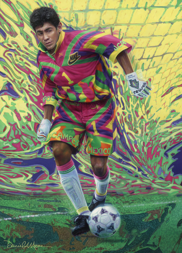 Talisman & Co. | Jorge Campos Art