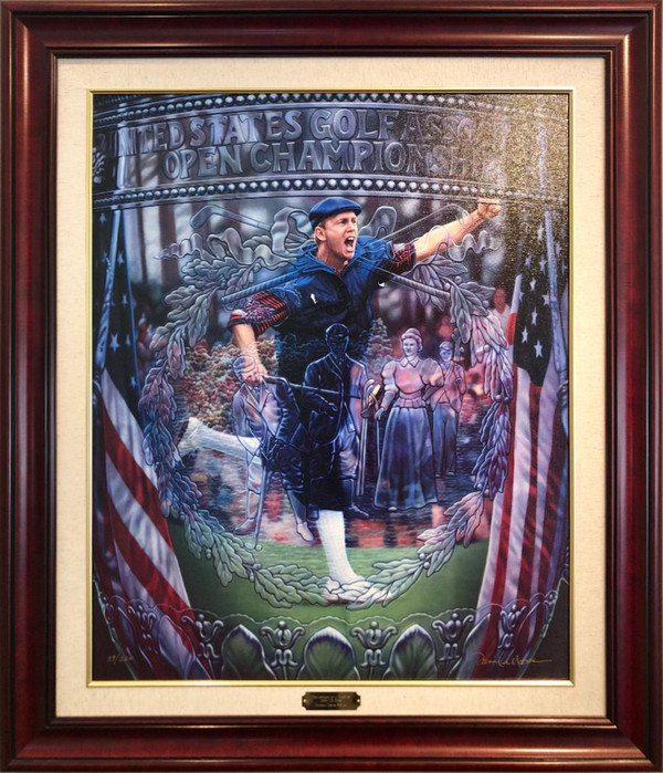 """Reflections of a Champion"" - 1999 U.S. Open Champion (Payne Stewart) - SOLD OUT!"