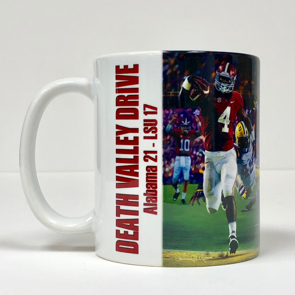 Alabama Football - LSU Moments Mug Collection