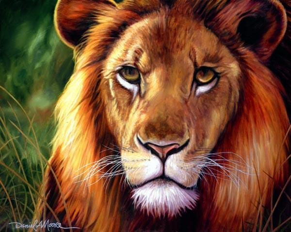 """Courage"" (Joshua 1:9) - Canvas Editions"