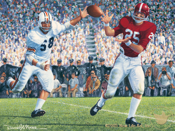 """Iron Bowl 1966"" - Alabama Football vs. Auburn"