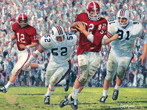 """Iron Bowl 1968"" - Alabama Football vs. Auburn"