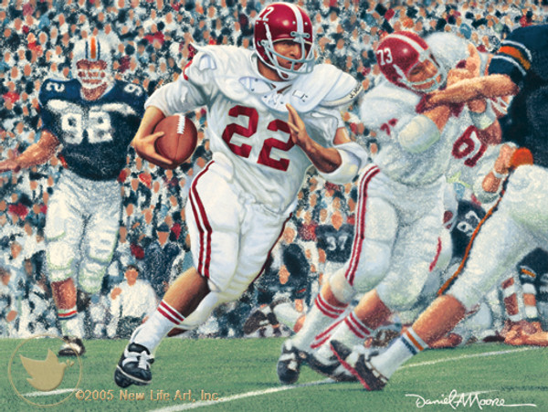 """Iron Bowl 1971"" - Alabama Football vs. Auburn"