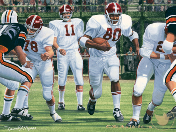"""Iron Bowl 1973"" - Alabama Football vs. Auburn"