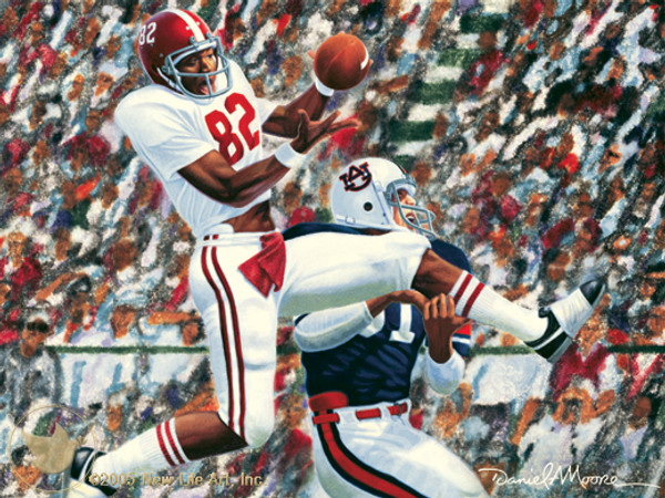 """Iron Bowl 1977"" - Alabama Football vs. Auburn"