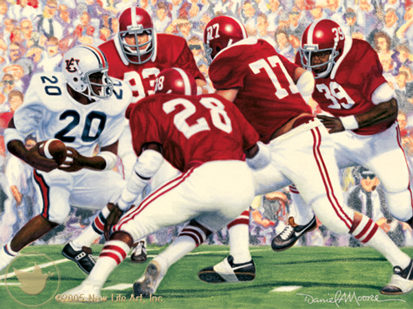 """Iron Bowl 1978"" - Alabama Football vs. Auburn"