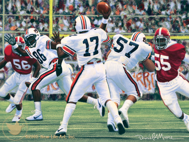 Iron Bowl 1988 by Daniel A. Moore