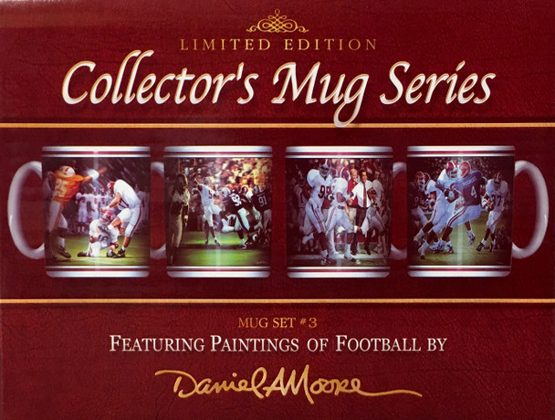 Alabama Football Collector's Mug Set #3